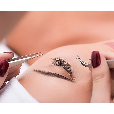 Perfectionnement en extensions de cils